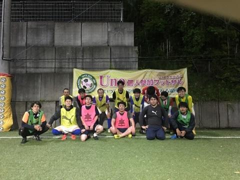 UNO 5/24(金) at UNOフットボールファーム_a0059812_13191104.jpg