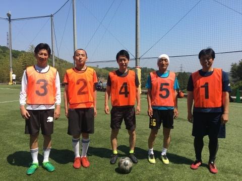 ゆるUNO 5/25(土) at UNOフットボールファーム_a0059812_13413286.jpg