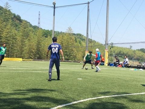 ゆるUNO 5/25(土) at UNOフットボールファーム_a0059812_13520667.jpg