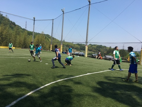 ゆるUNO 5/25(土) at UNOフットボールファーム_a0059812_13521537.jpg