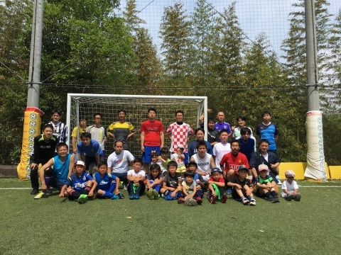 ゆるUNO 5/26(日) at UNOフットボールファーム_a0059812_15102494.jpg