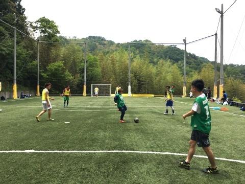 ゆるUNO 5/26(日) at UNOフットボールファーム_a0059812_15130581.jpg