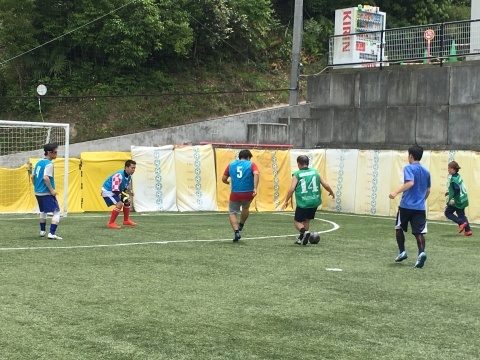 ゆるUNO 5/26(日) at UNOフットボールファーム_a0059812_15131394.jpg