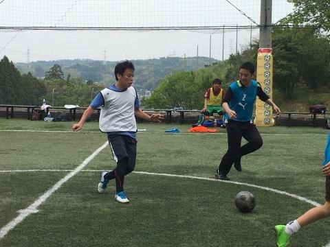 ゆるUNO 5/26(日) at UNOフットボールファーム_a0059812_15134792.jpg
