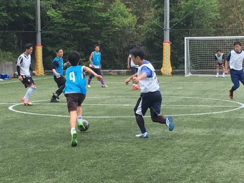 ゆるUNO 5/26(日) at UNOフットボールファーム_a0059812_15135183.jpg