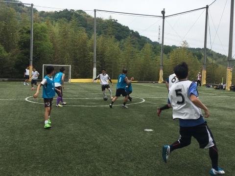 ゆるUNO 5/26(日) at UNOフットボールファーム_a0059812_15135580.jpg