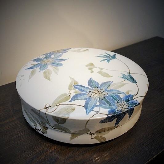 木村知子 作品展『器に咲く季節の花々…』開催中です_b0232919_19320301.jpg