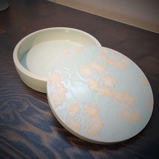 木村知子 作品展『器に咲く季節の花々…』開催中です_b0232919_19463902.jpg