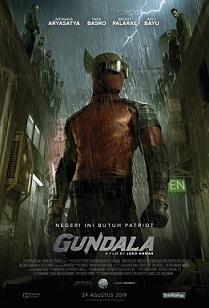 インドネシアの映画:Gundala Putra Petir(監督:Joko Anwar)_a0054926_00190553.jpg