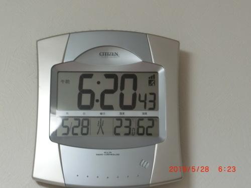 暖かい朝です_c0347126_06352948.jpg
