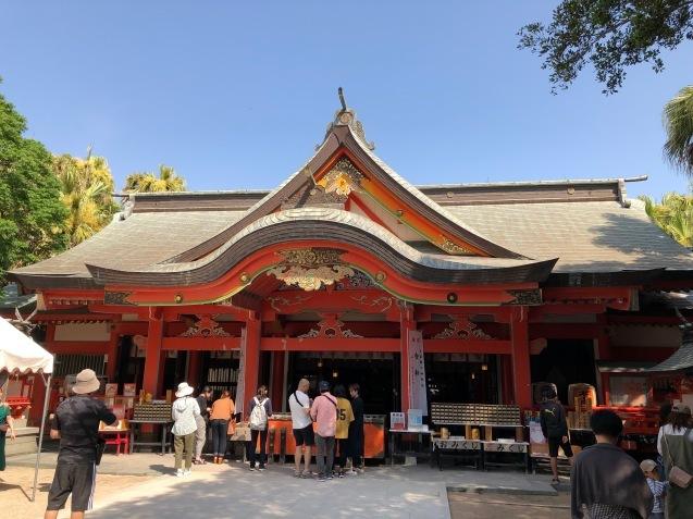鵜戸神宮、青島神社、高千穂峡、宮崎編、ゴールデンウイークの旅その六_f0070743_00125879.jpg