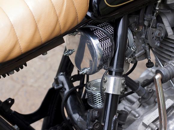 MOTOR ROCK オールドタイプエアクリーナー用 ハイフローキット (MR-IN011)_e0182444_1339343.jpg