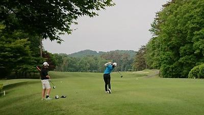 第30回 梶岡建設ジュニアゴルフ月例競技会_f0151251_14430971.jpg