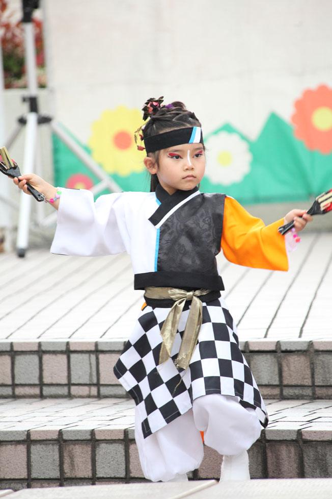 海老名イオンよさこいチームによる踊り【17】_c0299360_19594038.jpg