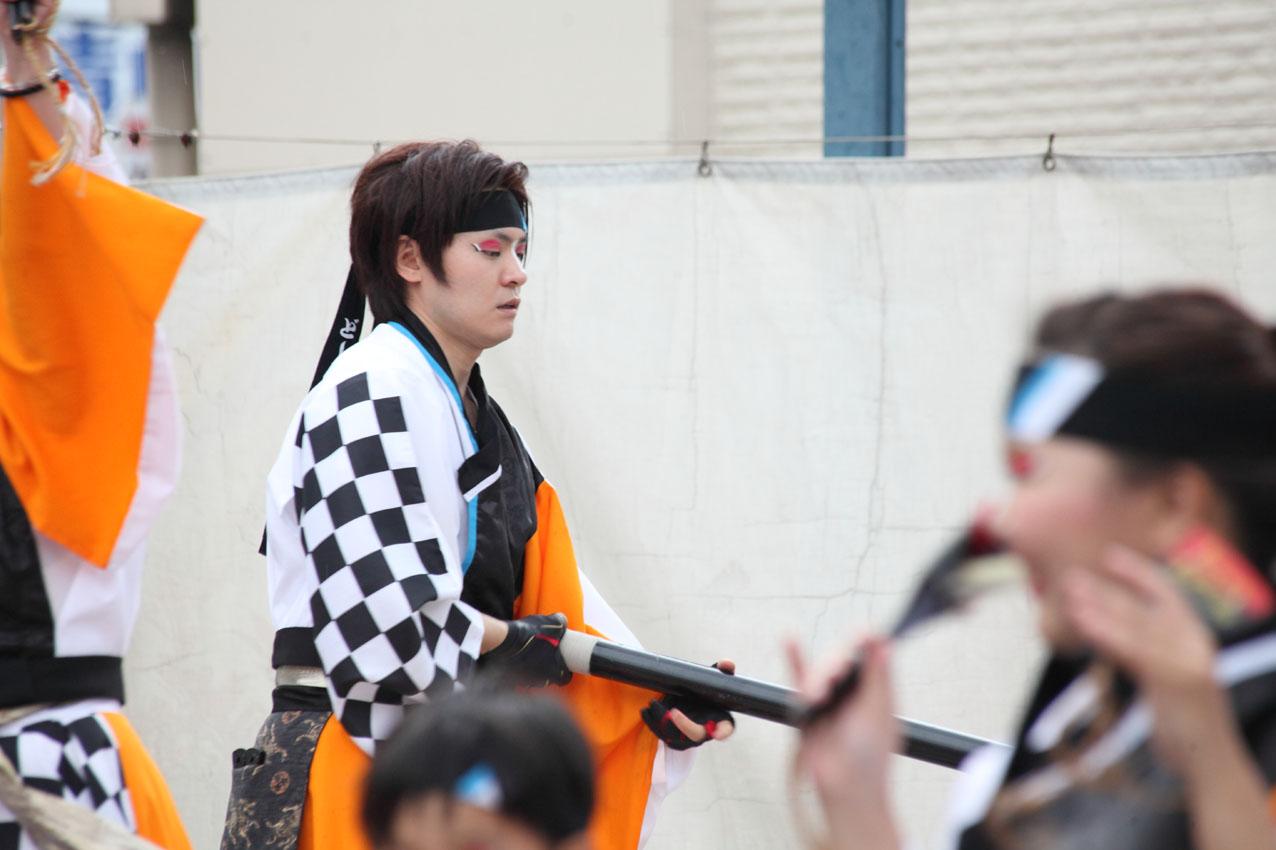 海老名イオンよさこいチームによる踊り【18】_c0299360_21581488.jpg