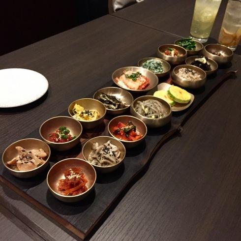 広尾の韓国料理「HASUO」さんのディナーへ・・・_f0054260_22190462.jpg