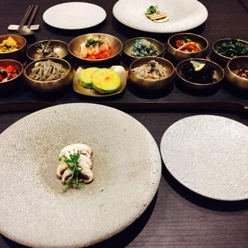 広尾の韓国料理「HASUO」さんのディナーへ・・・_f0054260_22211987.jpg