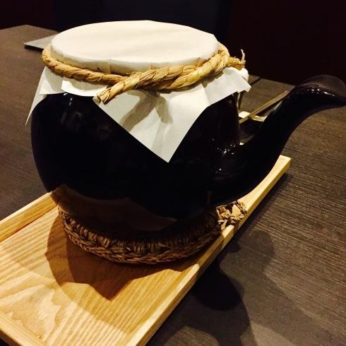 広尾の韓国料理「HASUO」さんのディナーへ・・・_f0054260_22225746.jpg