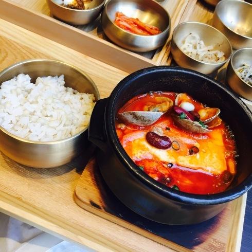 広尾の韓国料理「HASUO」さんのディナーへ・・・_f0054260_22272888.jpg