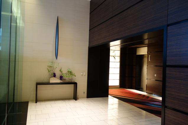 タイムセールで取った「コンラッド東京」 (1)_b0405262_2159774.jpg