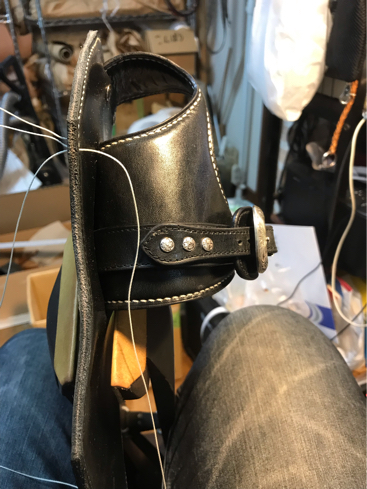 2019 Would Leather Debut 製作記録(最終回)_a0228364_05403995.jpg
