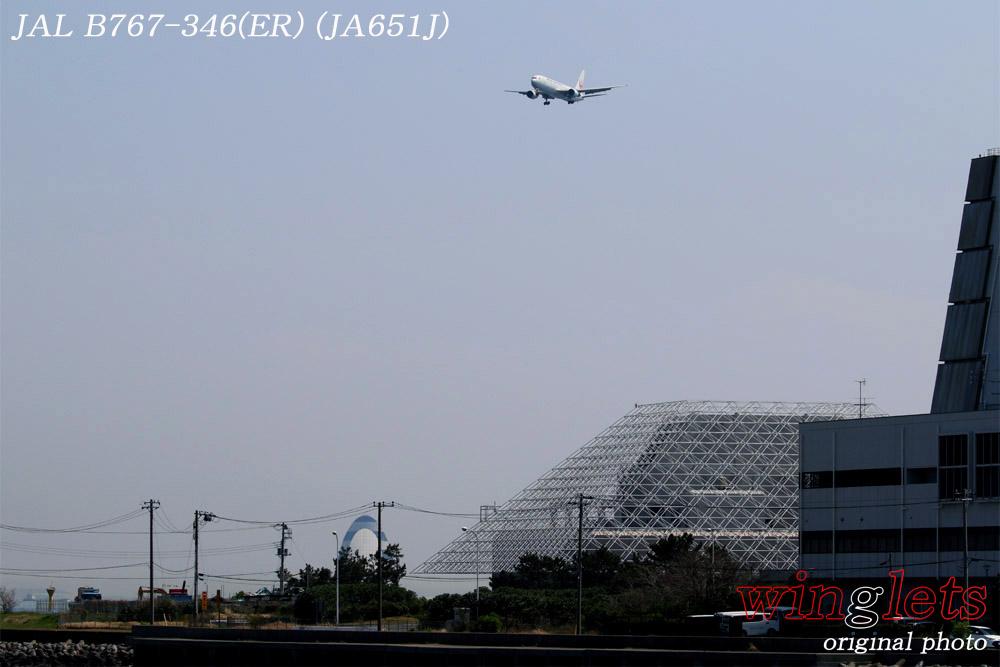 '19年 川崎・浮嶋公園レポート ・・・ JAL/JA651J_f0352866_21242026.jpg