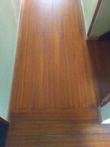 廊下の床貼り替え_d0244968_14475282.jpg