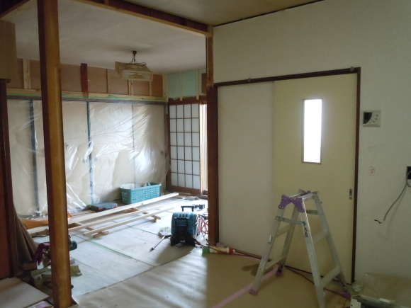 和室から洋室へ_d0244968_16322379.jpg