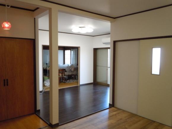 和室から洋室へ_d0244968_16325614.jpg