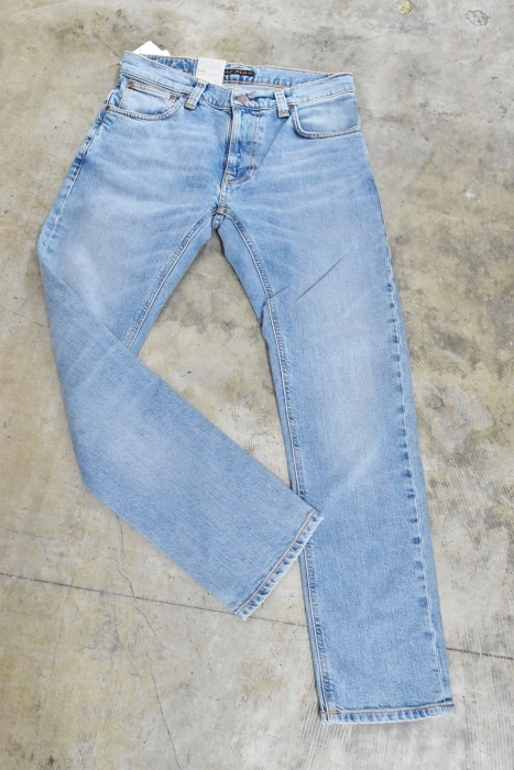 NUDIE JEANS   ThinFinn・NEW   夏に合う色味★★_d0152280_00233522.jpg