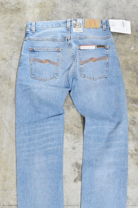 NUDIE JEANS   ThinFinn・NEW   夏に合う色味★★_d0152280_00250404.jpg