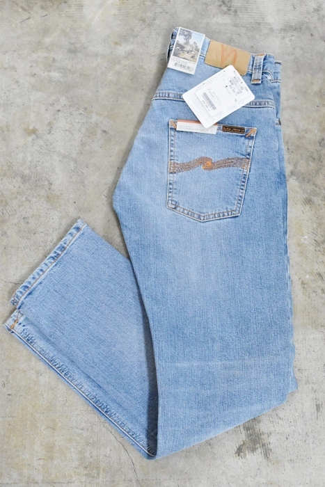 NUDIE JEANS   ThinFinn・NEW   夏に合う色味★★_d0152280_00252513.jpg