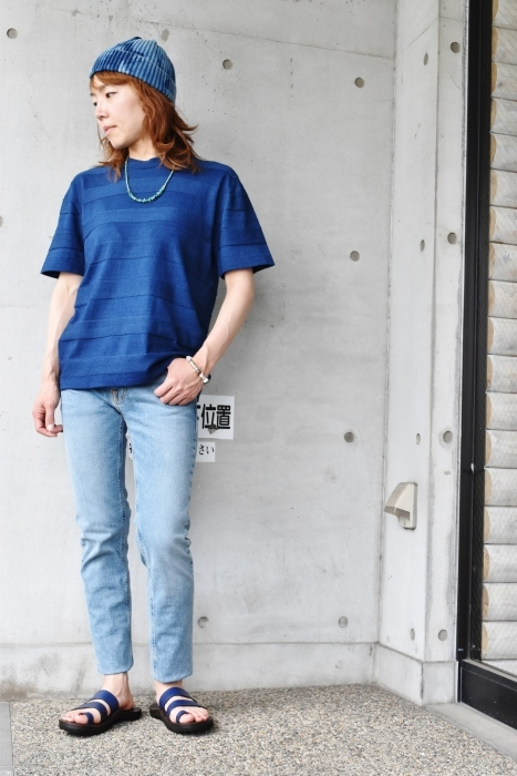 NUDIE JEANS   ThinFinn・NEW   夏に合う色味★★_d0152280_00304219.jpg