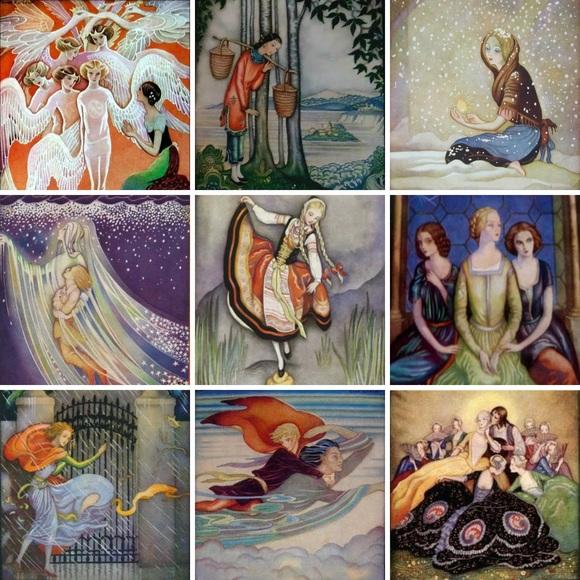 Book:Hans Andersen\'s Stories_c0084183_14585214.jpg