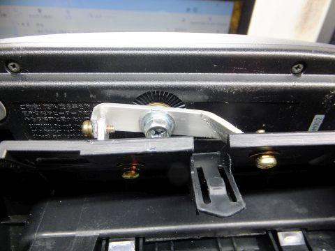 VMGレヴォーグ トランシーバの操作部 角度調整と右に移動_e0146484_11325779.jpg