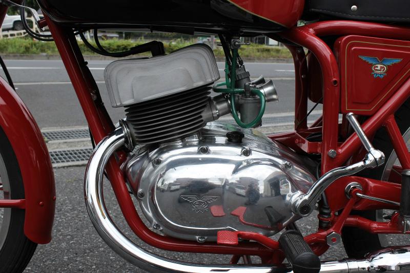 Moto CM 250 Twin 入荷_a0208987_15045006.jpg