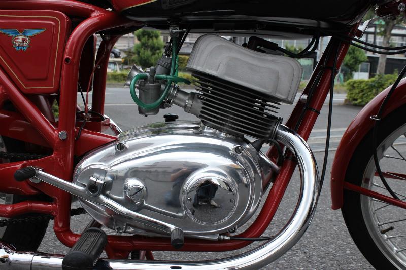 Moto CM 250 Twin 入荷_a0208987_15050641.jpg