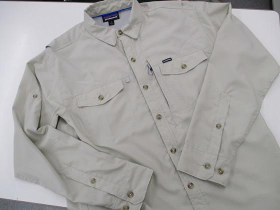 暑い日には涼しいシャツを!_patagonia_Sol Patrol Ⅱ Shirt_d0198793_17384744.jpg