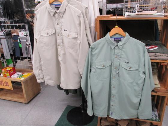 暑い日には涼しいシャツを!_patagonia_Sol Patrol Ⅱ Shirt_d0198793_17423931.jpg