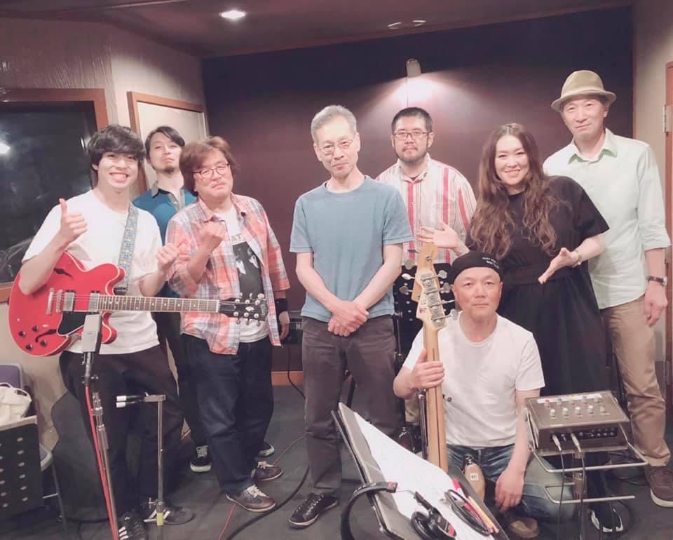Recording2日目_a0088007_23545909.jpg