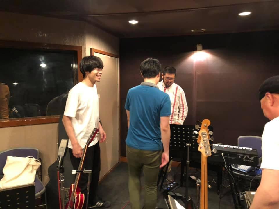 Recording2日目_a0088007_23550453.jpg
