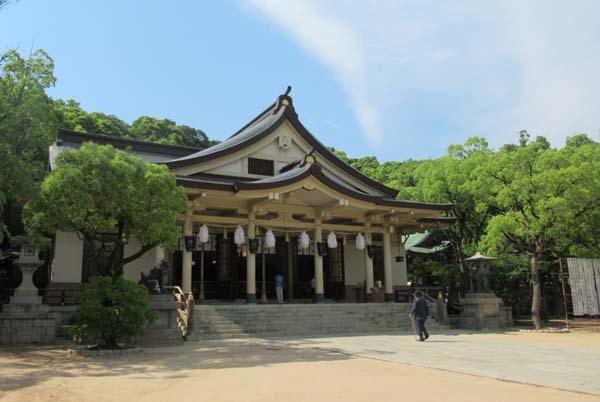 神戸 湊川神社とハーバーランド_e0048413_21160151.jpg