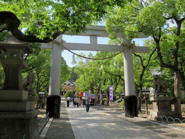 神戸 湊川神社とハーバーランド_e0048413_21160363.jpg
