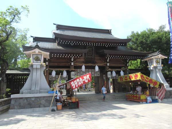 神戸 湊川神社とハーバーランド_e0048413_21161174.jpg
