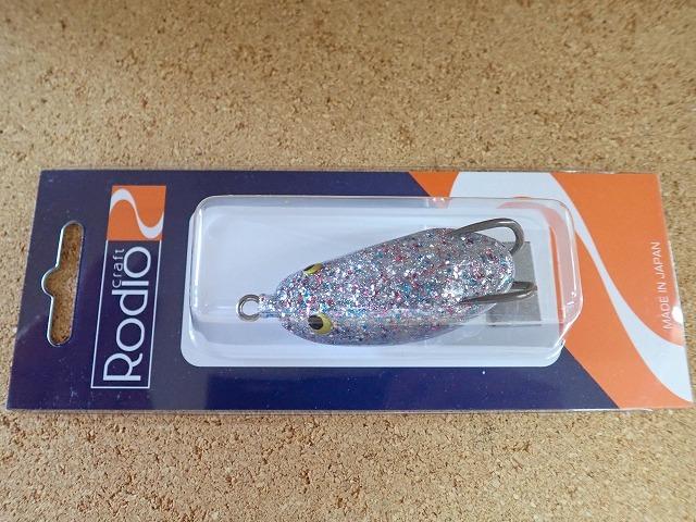 [雷魚]ロデオクラフト フロッグ各種入荷しました。_a0153216_15073658.jpg