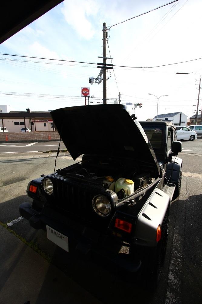 AT不良のTJ修理から車検仕上げのTJなど_f0105425_19262946.jpg