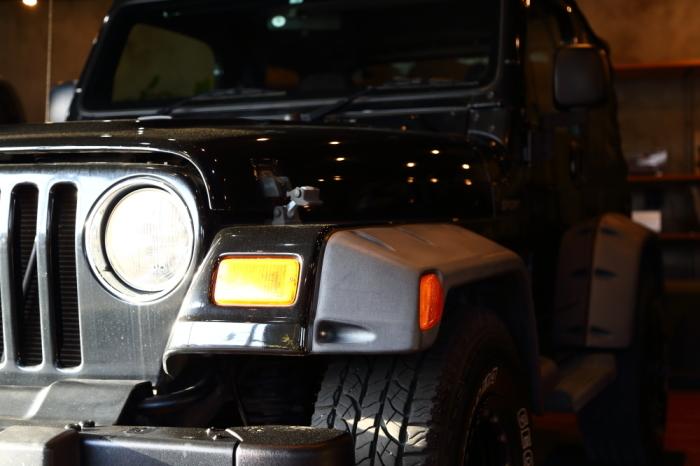 AT不良のTJ修理から車検仕上げのTJなど_f0105425_19263678.jpg