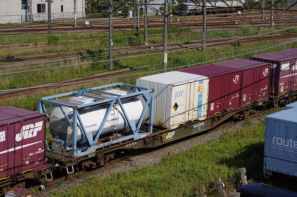 5/25東京貨物ターミナルにて78レのコキとコンテナ_f0203926_22581888.jpg