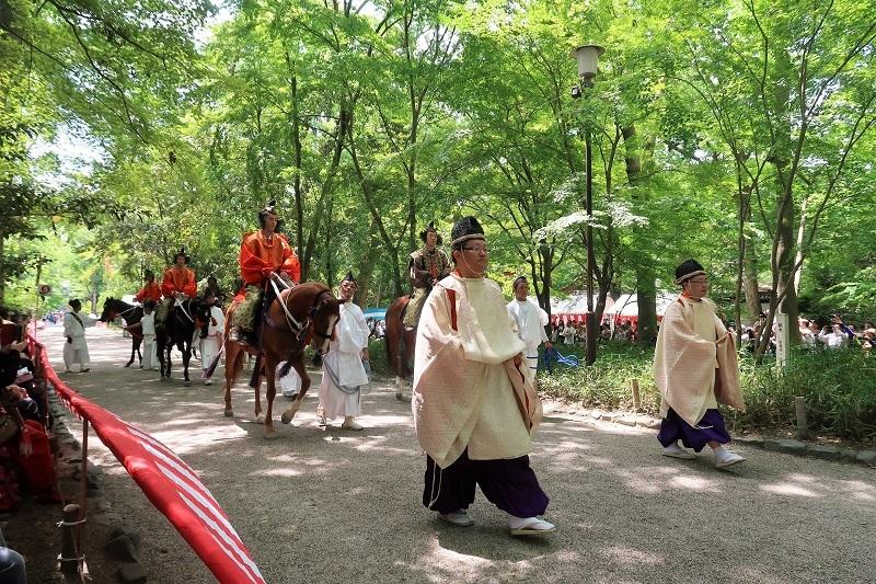 葵祭とラリー_f0076731_07220958.jpg