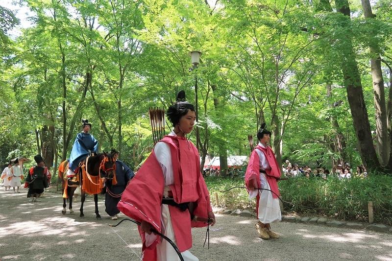 葵祭とラリー_f0076731_07221304.jpg